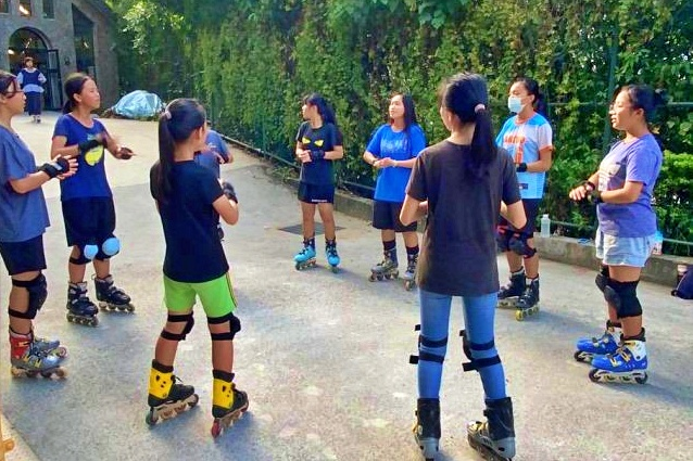 Diversified Learning: Inline skating courses