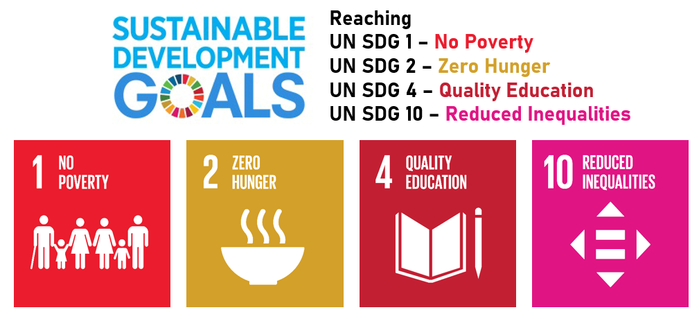 The Mustard Seed Mission reaches SDGs